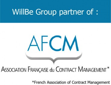 WillBe Group partner of the French Association of Contract Management