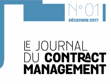 Franck César interviewed in the Contract Management journal